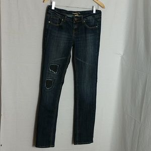 Vanilla Star dark wash jeans